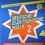 Deutsche Elektronische Musik 2 Record A: Experimental German Rock & Electronic Musik 1971-83