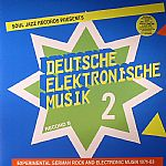 Deutsche Elektronische Musik 2 Record B: Experimental German Rock & Electronic Musik 1971-83