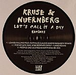 Let's Call It A Day (remixes)
