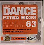 Dance Extra Mixes Volume 63: Mix Collections For Professional DJs (Strictly DJ Only)