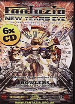 New Years Eve 2012: Bowlers Exhibition Centre @ Trafford Park Manchester Monday 31st December 7pm-5am