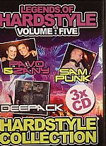 Legends Of Hardstlye Vol 5: Hardstyle Collection