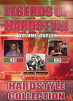 Legends Of Hardstyle Vol 3: Hardstyle Collection