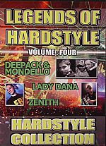 Legends Of Hardstyle Vol 4: Hardstyle Collection