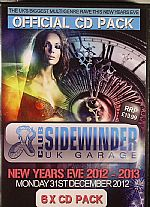 Club Sidewinder UK Garage New Years Eve 2012-2013 Monday 31st December @ University Road Leicester 9pm-5am