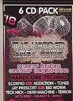Raver Baby Event Eighteen: The Harder They Come Harder Edged Dance Music Hardcore Techno Digitally Recorded Live 04/12/10 @ Air Superclub Birmingham