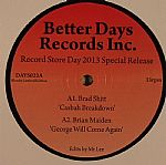 Record Store Day 2013 Special Release