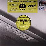 1991 Rave Gener8tor EP