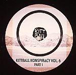 Kittball Konspiracy Vol 6 Part 1