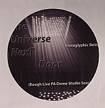 The Universe Next Door (rough live PA demo studio sessions)