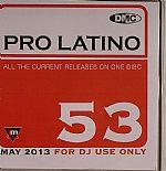 DMC Pro Latino 53: May 2013 (Strictly DJ Only)