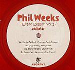 Phil Weeks: Crate Diggin' Vol 1 Sampler