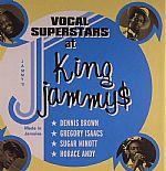 Vocal Superstars At King Jammy$