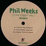 Phil Weeks: Crate Diggin' Vol 3 Sampler