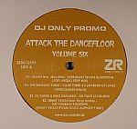 AKABU/JOEY NEGRO & THE SUNBURST BAND/DJ FUDGE/KIKO NAVARRO/TIMMY VEGAS - Attack The Dancefloor Volume Six