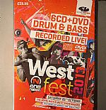 Westfest 2013 Drum & Bass: Recorded Live On Saturday 26th October At The Royal Bath & West Showground
