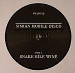 Snake Bile Wine