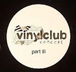 Vinyl Club Concept Part III