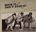 Rock It Don't Stop It: Rapping To The Boogie Beat In Brooklyn, Boston & Beyond 1979-1983