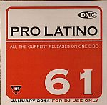 DMC Pro Latino 61: January 2014 (Strictly DJ Only)