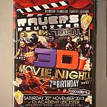 Ravers Re-united: 7th Birthday 3D Movie Night Recorded @ The O2 Academy, Leicester 30/11/13