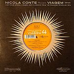 Nicola Conte Presents Viagem Vol 4: Lost Rare Bossa & Samba Jazz Classics From The Swinging Brazilian 60s