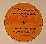 Disco Boogie Classics Volume 5
