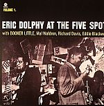 Eric Dolphy At The Five Spot Vol 1 (stereo) (remastered)