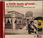 A Little Taste Of Soul From The Outta Sight Diner: A Cool Blend Of R&B Blues Doo Wop & Early Soul