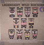 Keb Darge & Little Edith's Legendary Wild Rockers 4: A Collection Of Rare Rockabilly & Surf From The Fifties & Sixties