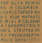 Alfa Remixes #1 (Christopher Rau & Gasometric Run)