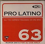 DMC Pro Latino 63: March 2014 (Strictly DJ Only)