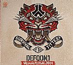 Survival Of The Fittest: Defqon1 Weekend Festival 2014