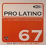 DMC Pro Latino 67: July 2014 (Strictly DJ Only)