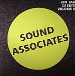 Len Faki DJ Edits Volume III