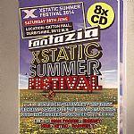 Fantazia: Xstatic Summer Festival 2014 (Catton Hall Derbyshire Saturday June 28th)