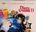 Disco Giants Volume 11: 20 Full Length Disco Classics Of The 80's