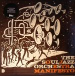 The SOULJAZZ ORCHESTRA - Manifesto (remastered)