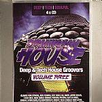 Birmingham House: Deep & Tech House Groovers Volume Three