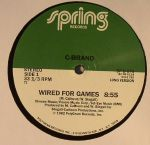 C BRAND/JOE SIMON - Wired For Games