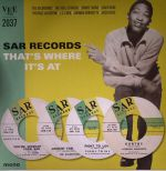 SAR Records: That's Where It's At