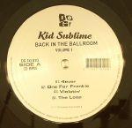 Back In The Ballroom Volume 1