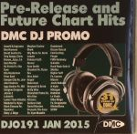 DJ Promo DJO 191: Jan 2015 (Strictly DJ Use Only) (Pre Release & Future Chart Hits)