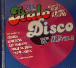 "ZYX Italo Disco 12"" Hits Vol 2"