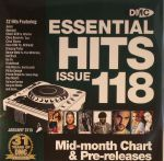 Essential Hits 118: Mid Month Chart & Pre Releases (Strictly DJ Only)
