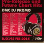 DJ Promo DJO 192: Feb 2015 (Strictly DJ Use Only) (Pre Release & Future Chart Hits)