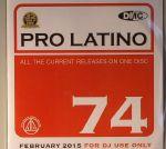 DMC Pro Latino 74: Febuary 2015 (Strictly DJ Only)