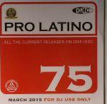 DMC Pro Latino 75: Febuary 2015 (Strictly DJ Only)
