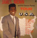 James Brown & His Famous Flames Tour The USA