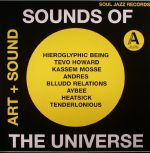 VARIOUS - Sounds Of The Universe: Art + Sound 2012-2015 Record A